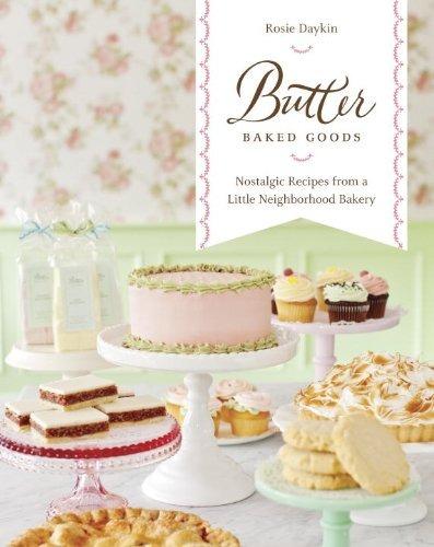 libro butter baked goods: nostalgic recipes from a little ne