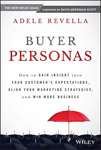 libro buyer personas: how to gain insight into your custom