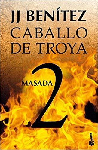 libro caballo de troya 2 masada / j. j. benitez