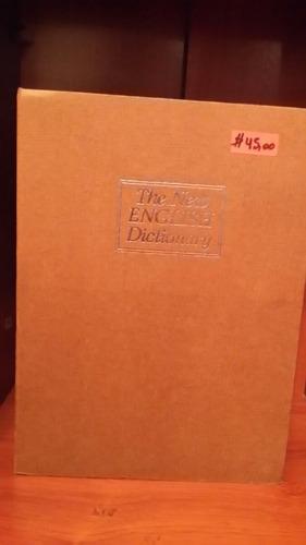 libro caja fuerte  diccionario de ingles
