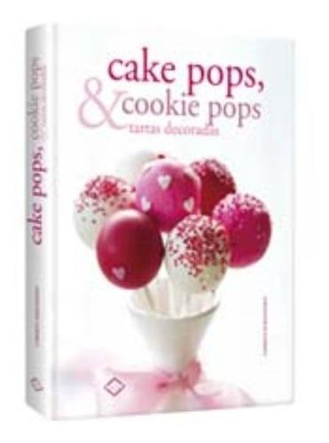 libro cake pops, cookie pops tartas decoradas - lexus