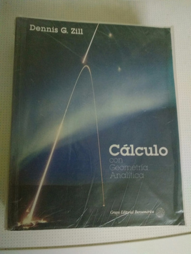 libro calculo con geometria analitica dennis zill gratis