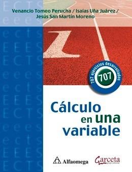 libro cálculo en una variable - 707 ejercicios desarrollados
