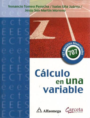 libro: cálculo en una variable 707 ejercicios desarrollados