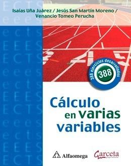 libro cálculo en varias variables - 388 ejercicios desarroll