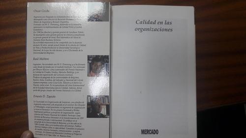 libro calidad - coleccion estrategias de negocios
