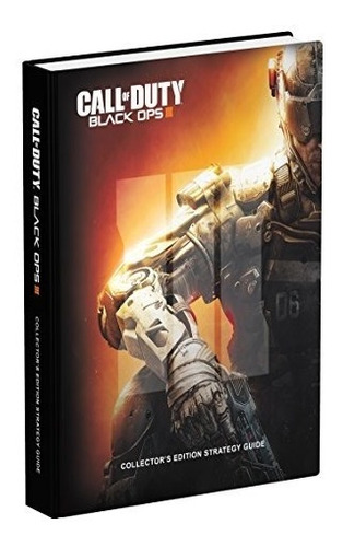 libro call of duty black ops iii: strategy guide - nuevo