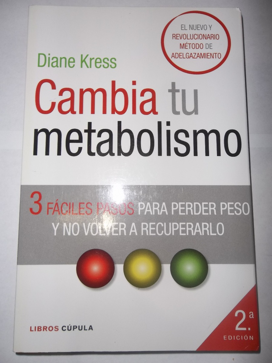 cambia tu metabolismo diane krees