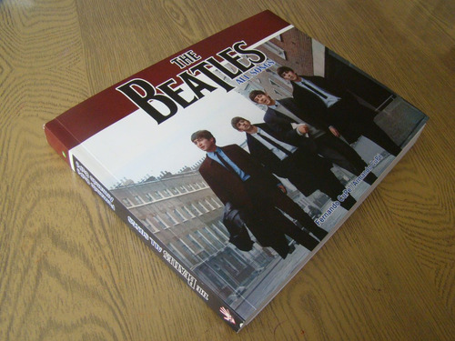 libro - cancionero completo the beatles - dhl fedex