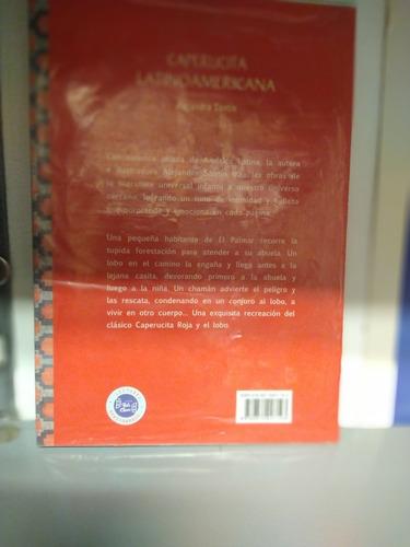 libro caperucita latinoamericana de santin