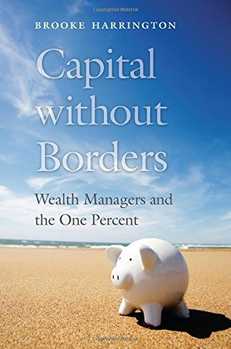 libro capital without borders: wealth managers and the one
