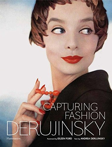 libro capturing fashion: derujinsky - nuevo