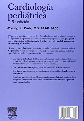 libro cardiologia pediatrica - nuevo