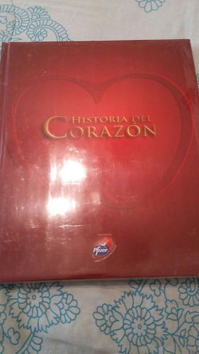libro cardiovascular.  historia del corazón pfizer.