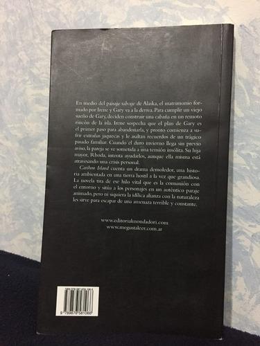 libro caribou island ( david vann )