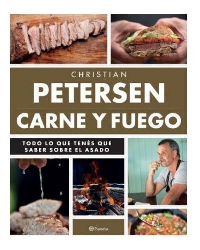 libro carne y fuego - christian petersen