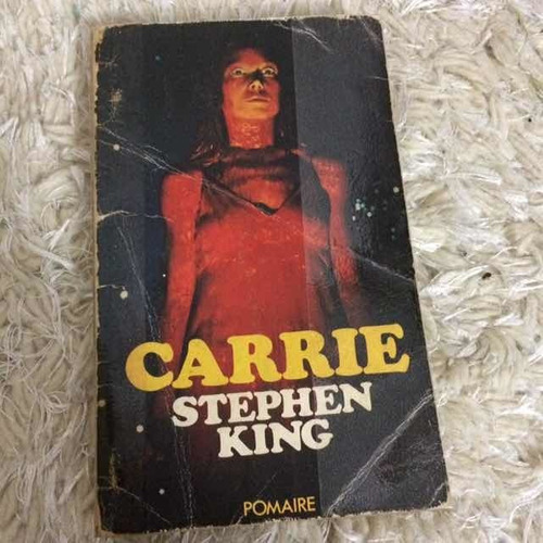 libro carrie stephen king