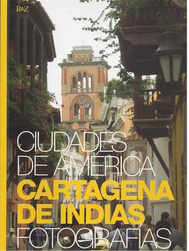 libro cartagena  de indias  fotografias