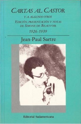 libro, cartas al castor y algunos otros 1 jean- paul sartre.