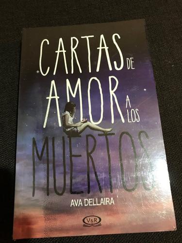 libro cartas de amor a los muertos+enviogratis
