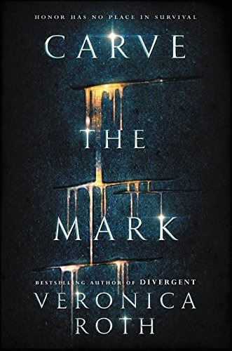 libro carve the mark - nuevo