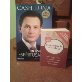 Libro Cash Luna En Honor Al Espiritu Santo + Regalo