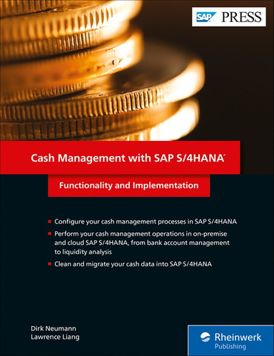 libro cash management with sap s/4hana functionality