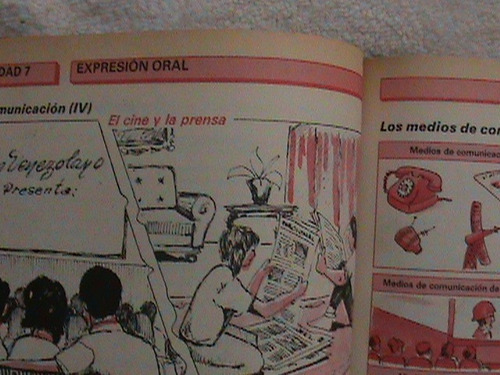 libro castellano literatura 7 septimo teduca santillana