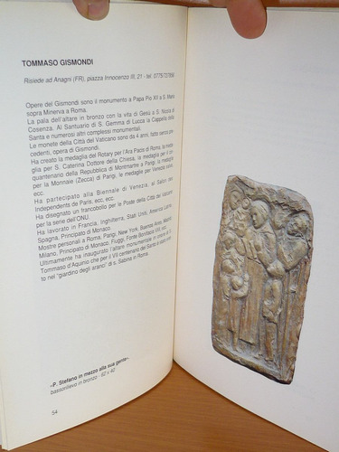 libro catalogo stefano bellesini agostiniano  en italiano