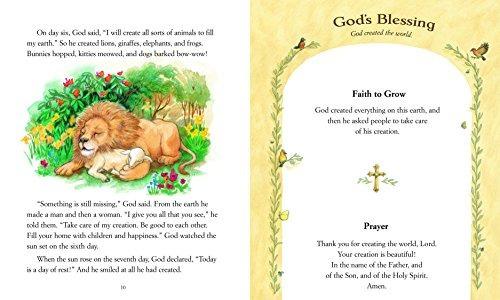 libro catholic book of bible stories - nuevo