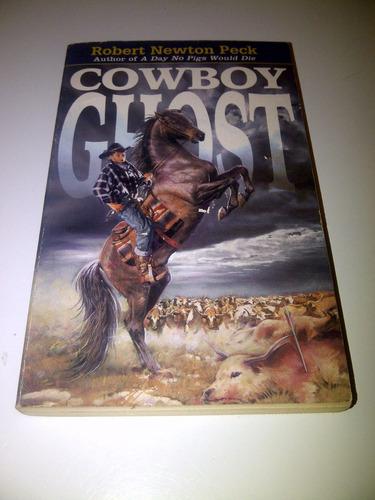 libro cawboy ghost