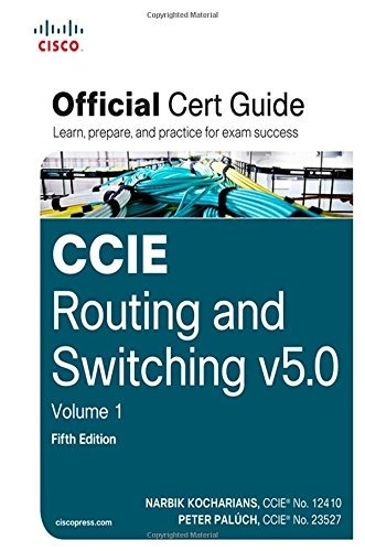 libro ccie routing and switching v5.0 official cert guide: 1