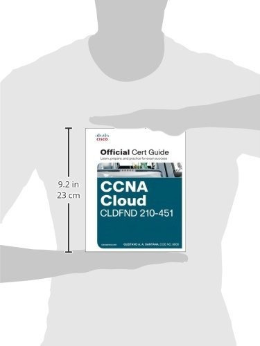 libro ccna cloud cldfnd 210-451 official cert guide - nuevo
