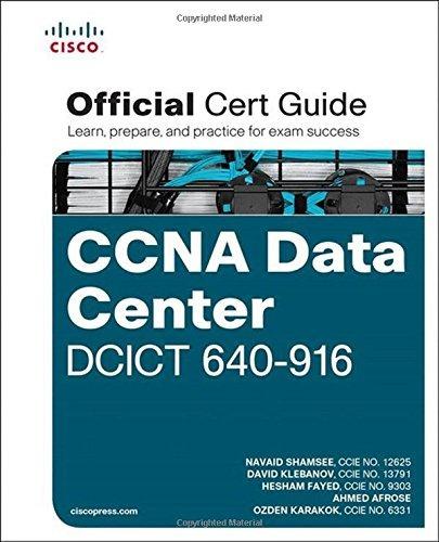 libro ccna data center dcict 640-916 official cert guide