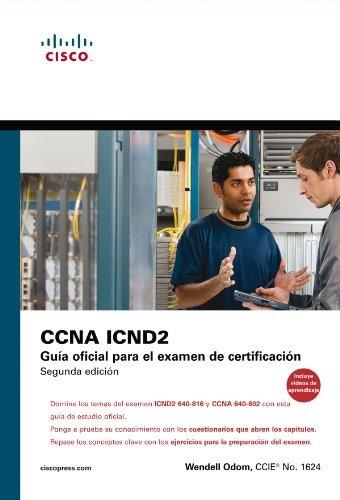 libro ccna icnd2 c/cd - nuevo