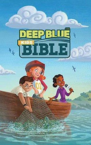 libro ceb deep blue kids bible: common english bible