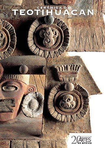 libro : ceramica de teotihuacan/ ceramics of teotihuacan ..