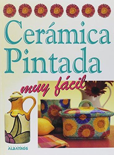 libro : ceramica pintada - susan penny - penny martin - s...