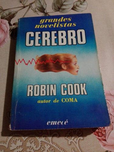 libro cerebro - robin cook
