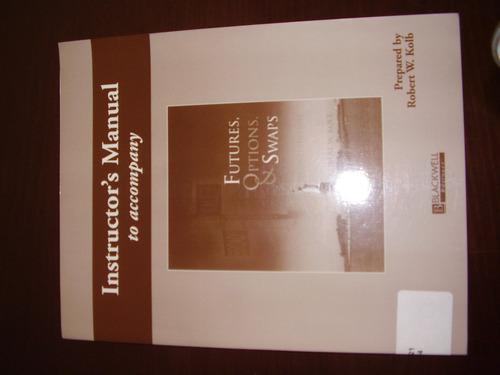 libro cfa futures, options & swaps