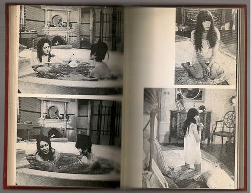 libro c/fotos elizabeth taylor mia farrow ceremonia secreta