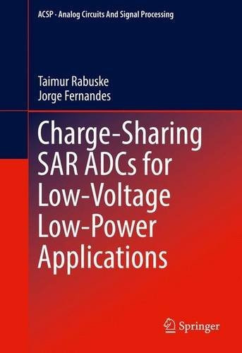 libro charge-sharing sar adcs for low-voltage low-power ap