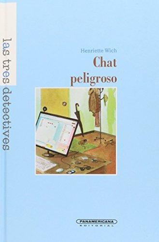 libro chat peligroso - nuevo