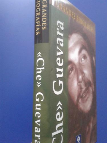 libro che guevara - biografia