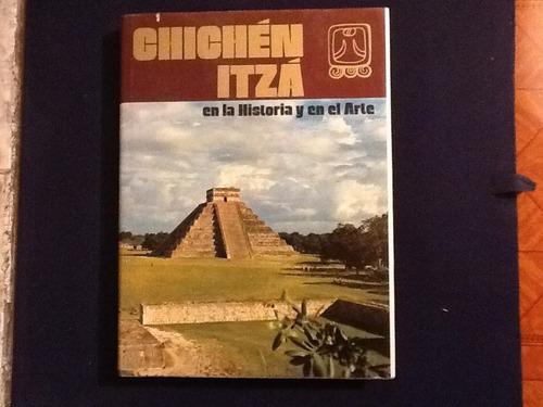 libro chichen itza en la historia y en el arte numerado