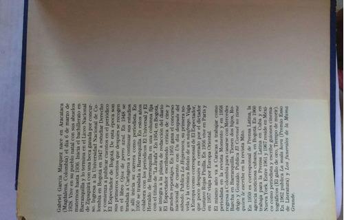 libro cien años de soledad gabriel garcia marquez oferta neg