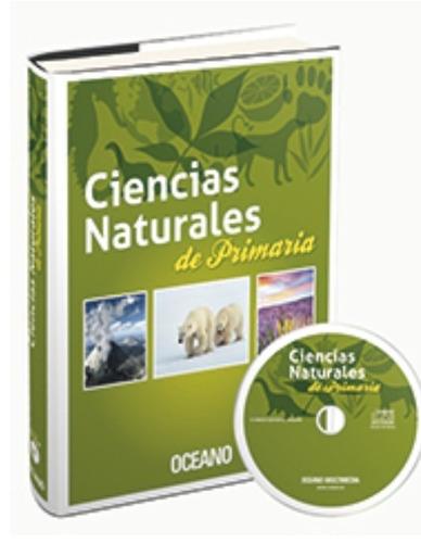 libro ciencias naturales de primaria - océano