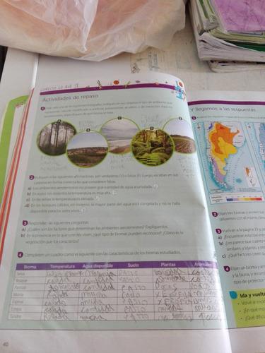 libro ciencias naturales sm 4