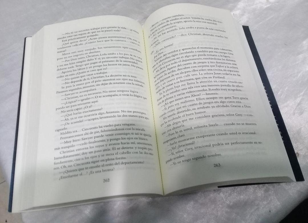 Beautiful Cuarto Libro De 50 Sombras De Grey Images - Casas: Ideas ...