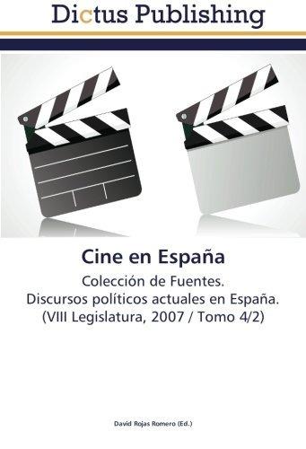 libro : cine en españa: coleccion de fuentes.  discu (7382)